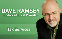 David Ramsey Endorsed for Tax Services